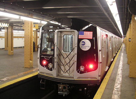 New york city subway opens its services to the masses