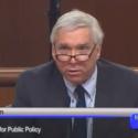 E.J. McMahon budget testimony