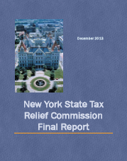 Tax Relief Commission report