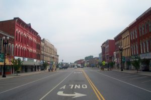 upstate-town